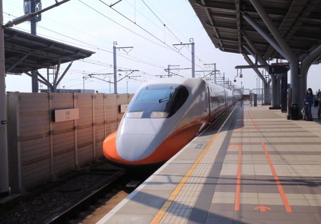 台湾新幹線【高雄から台中】チケットの買い方☆学割50%オフ、高速鉄道