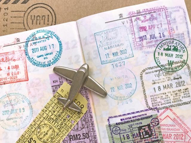 台湾【居留ビザ】自分で取得/正規留学本科生/必要書類